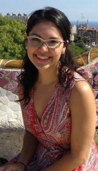 Lily Pedraza Headshot