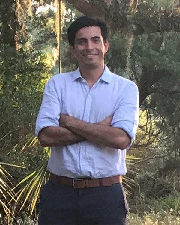 Juan Carlos Salgado Headshot